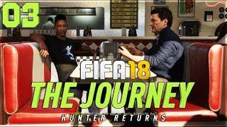 Fifa 18 the journey #03 ★ schwierige familienbande! ★ let's play fifa 18 the journey deutsch