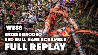 Erzbergrodeo Red Bull Hare Scramble Full Live Show | WESS 2019