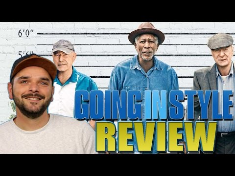 Going in Style | Movie Review (2017)