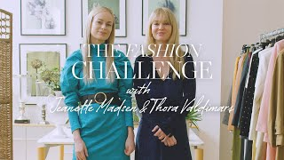The T-Shirt Fashion Challenge with Jeanette Madsen and Thora Valdimars | NET-A-PORTER