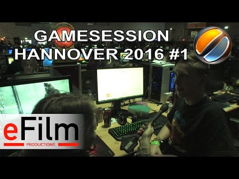 GSH - Gamesession Hannover 2016 #1