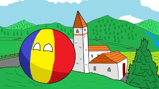 Countryball tours episode 4: Romania