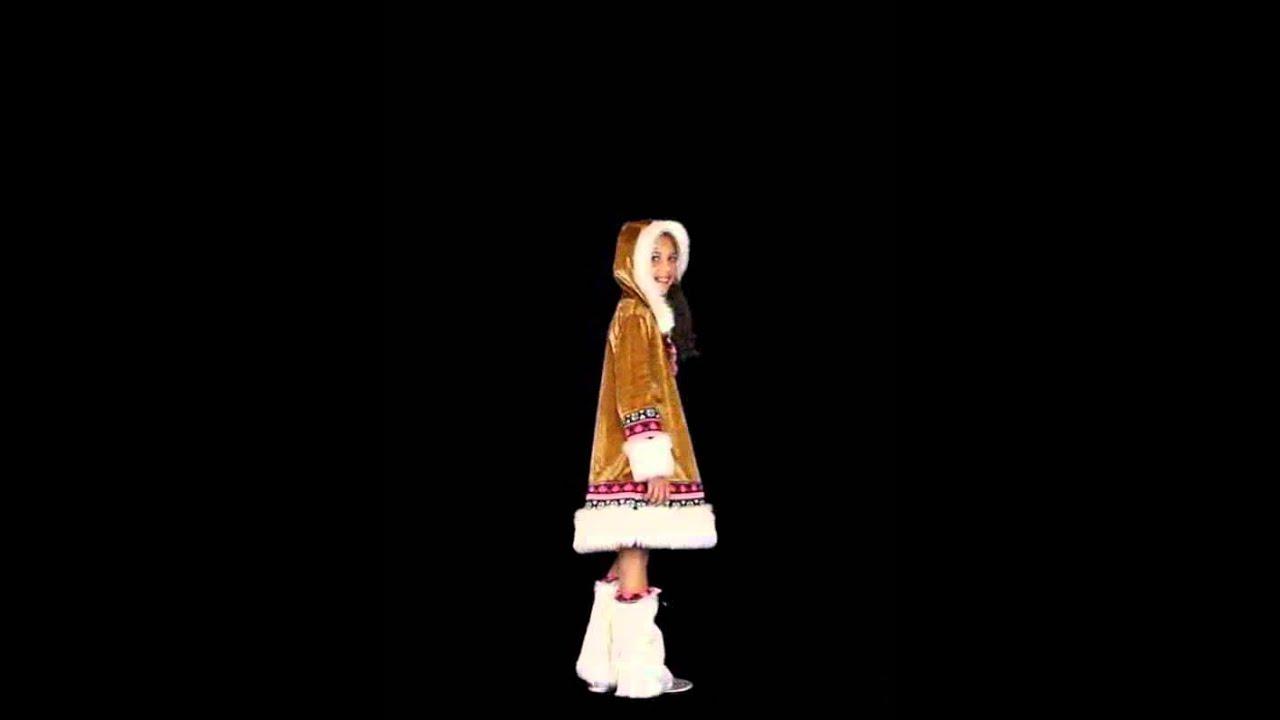 Igloo Cutie Child Girls Costume