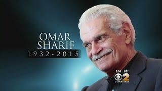 World Mourns Actor Omar Sharif