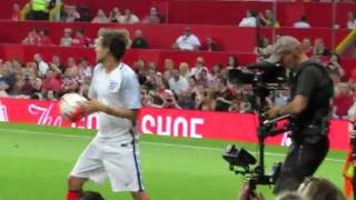 Soccer Aid — Louis On The Field (Getting Tripped Up), Part 2