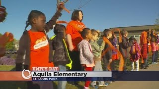 Unity Day Encourages Kids To Be Upstanders