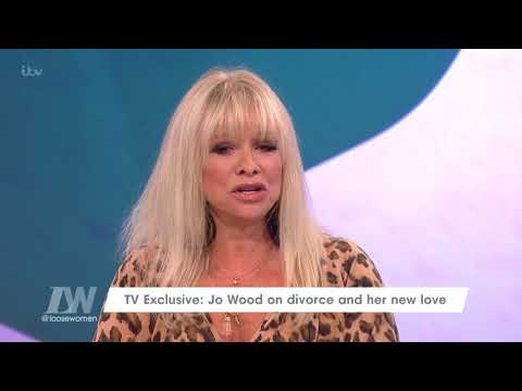 Keith Richards Asked Jo Wood to Take Ronnie Back | Loose Women thumbnail