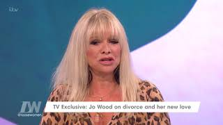 Keith Richards Asked Jo Wood to Take Ronnie Back | Loose Women