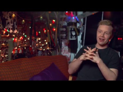 "Teenage Mutant Ninja Turtles 2 ""Michelangelo"" Behind The Scenes Interview - Noel Fisher"