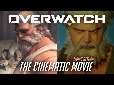 OVERWATCH - Lion's Return (Live Action Cinematic Fan Film) thumbnail