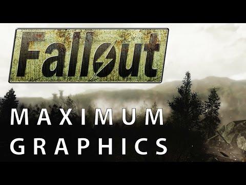 Fallout 3 – Maximum Graphics Mod Overhaul vs. Vanilla Graphics Comparison [WQHD|1440p]