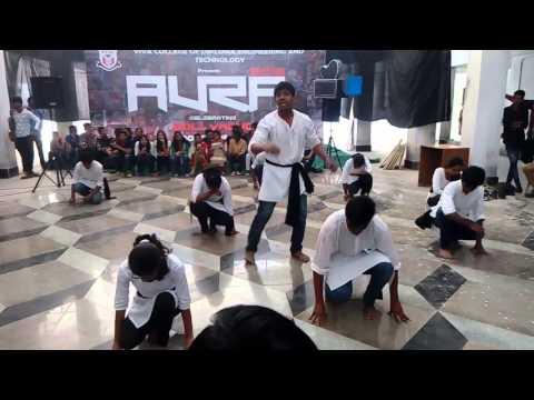 Viva clg street play on women empowerment