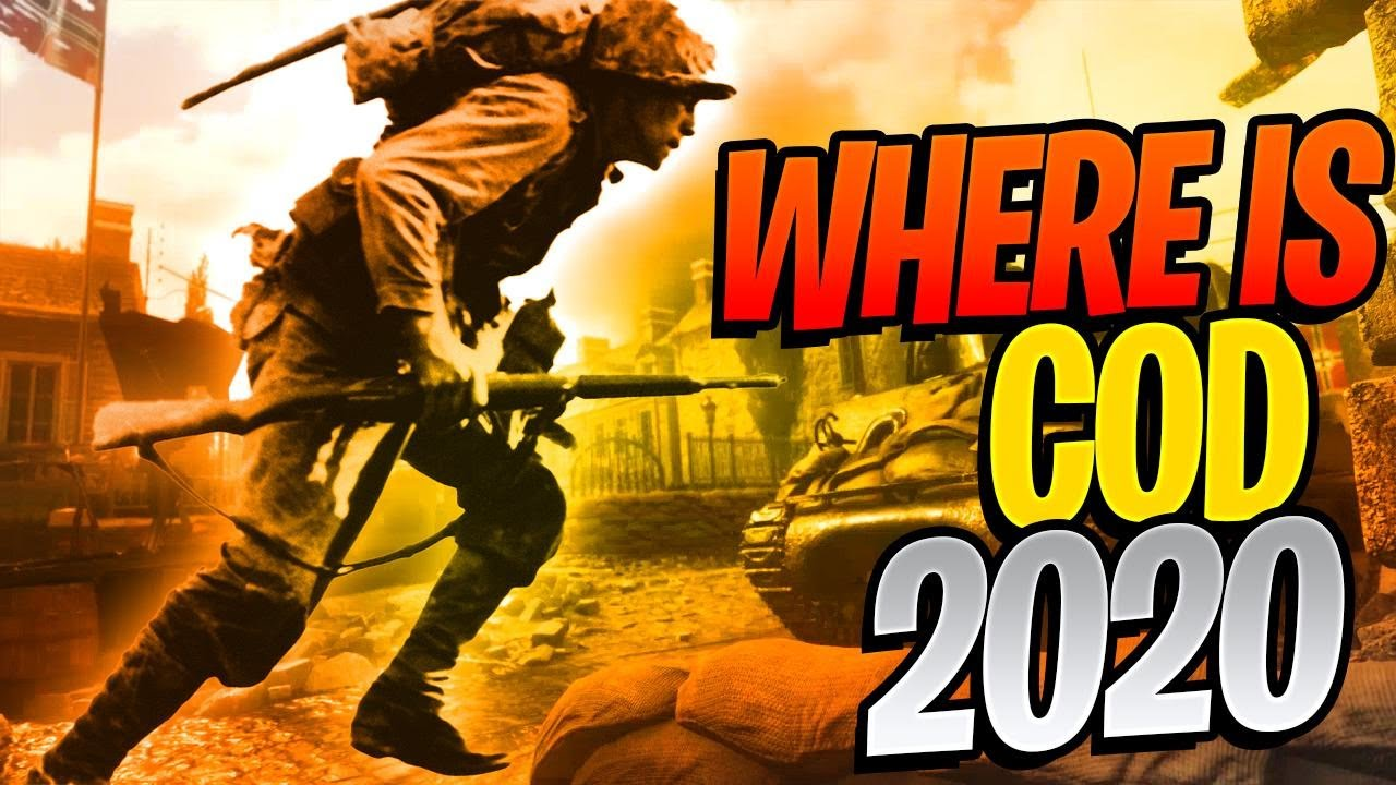 Black Ops COLD WAR: Where Is It? (Call Of Duty 2020)