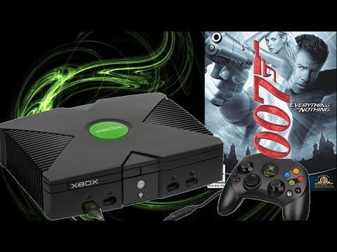 OG Xbox - 007 Everything or Nothing