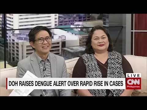 DOH raises Dengue alert over rapid rise of cases
