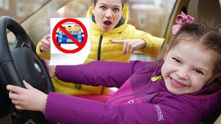 Nicole y las reglas de conducta para niños