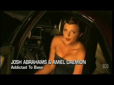JOSH ABRAHAMS and AMIEL DAEMION - Addicted To Bass (1998)