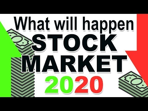 Will The Stock Market CRASH In 2020? Stock Market Predictions and Analysis 2020