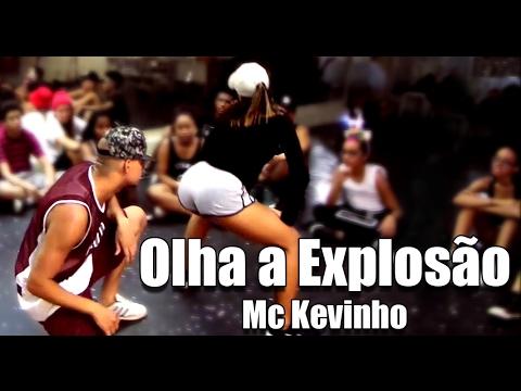 Olha a Explosão - Mc Kevinho | Coreografia Ton Novais