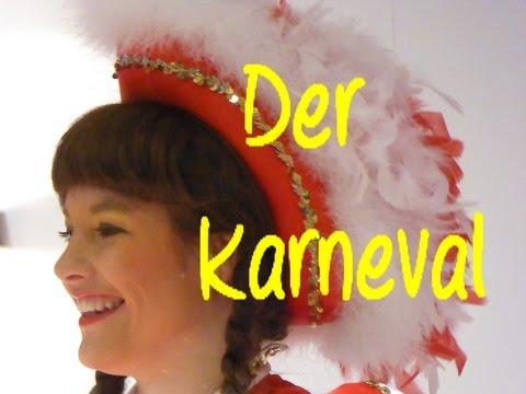 Learn German: Der  Karneval