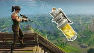 RLS Glitcheur - Fortnite Battle Royale - grenade fumigene