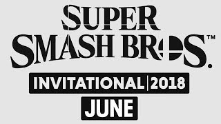 Smash Bros. Switch PLAYABLE in JUNE! (Invitational)