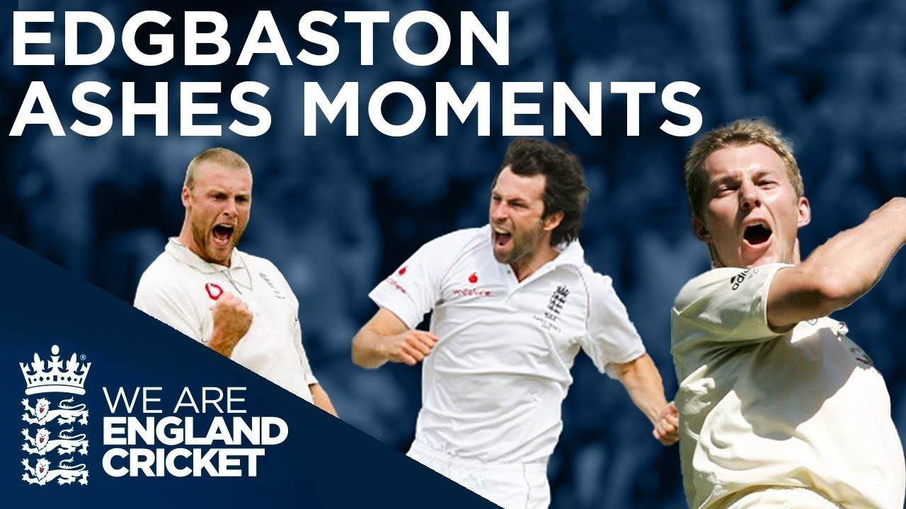 Edgbaston Ashes Moments! | Specsavers Ashes #Shouldve Series | The Ashes 2019