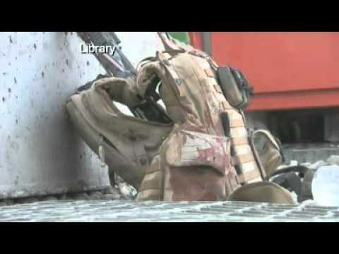 Afghan Unlawfully Killed Soldiers