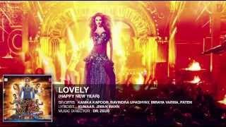 "OFFICIAL: ""Lovely"" Song Wid Lyrics | Shah Rukh Khan | Deepika Padukone"