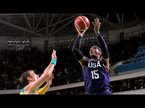 Olympic Channel: Carmelo Anthony Becomes Top Olympic Scorer In U.S. History
