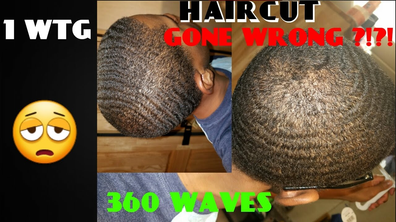360 Waves Haircut Gone Wrong 1 Wtg 360 Waves Beehive To Swirl