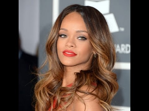 diy rihanna how to ombre your hair hair extensions