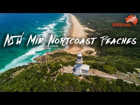 NSW Mid North Coast Beaches 4x4 ADVENTURE | ALLOFFROAD #112