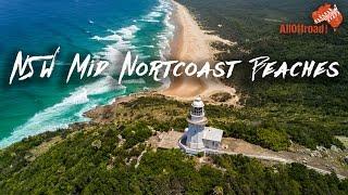 NSW Mid North Coast Beaches 4x4 ADVENTURE | ALLOFFROAD #112