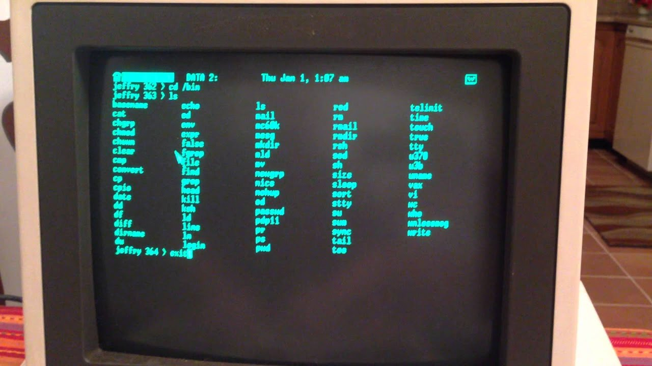 AT&T UNIX PC for sale - YouTub...