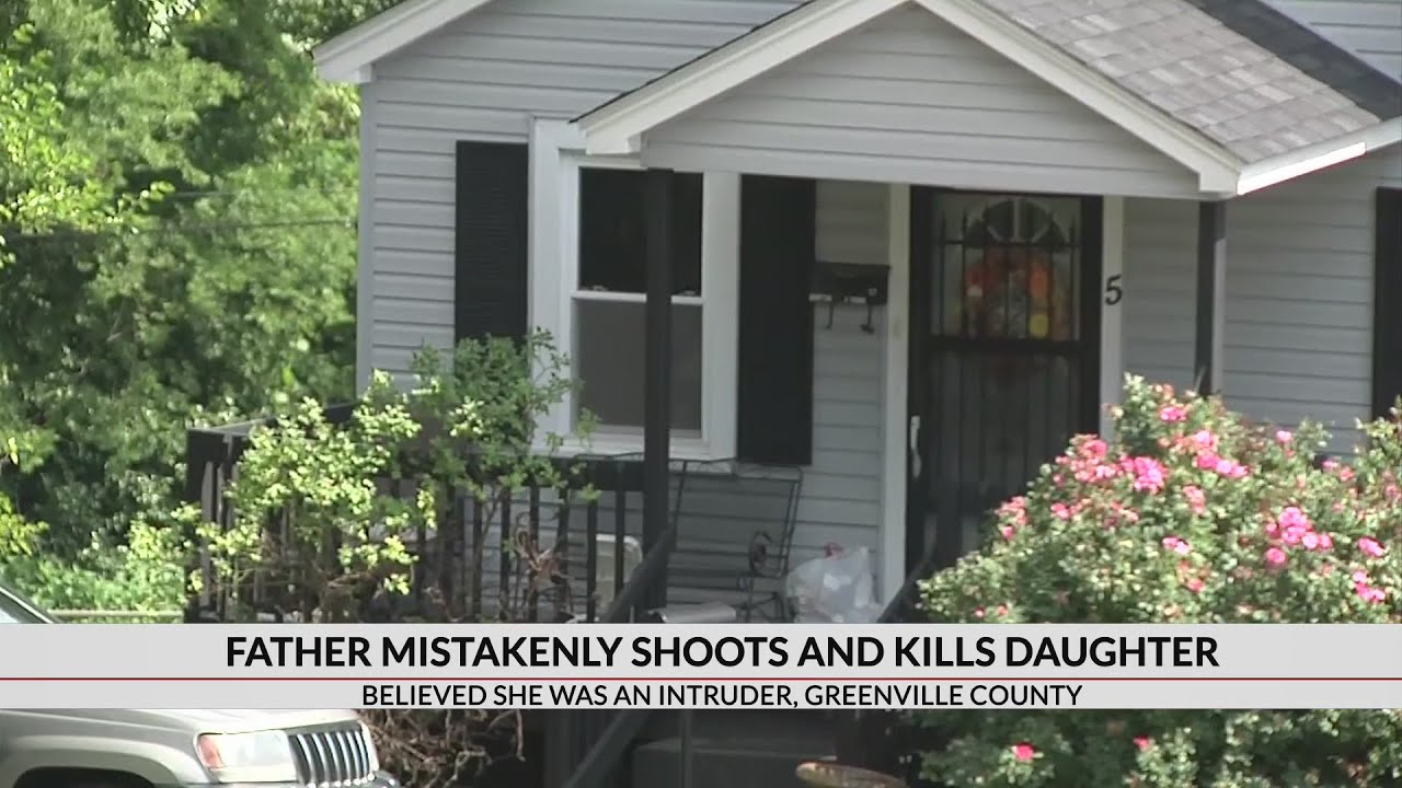NORTH CAROLINA: WHITE MAN CLAIMS HE MISTAKENLY SHOOTS AND KILLS HIS DAUGHTER