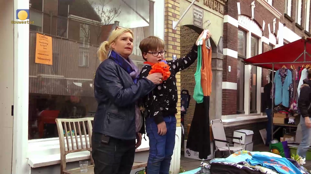 2017 week 17 - Impressie Koningsdag - Oranjeboulevard