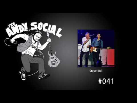 The Andy Social Podcast - EP41 - Steve Bull (Icehouse)