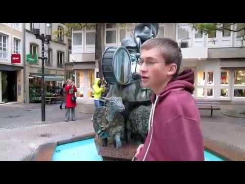 Nathaniel Beardsley Earth - S1E7: Luxembourg City