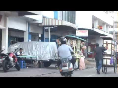 ruko di Gajah mada pontianak 2012, indonesia