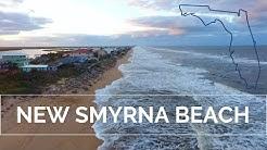 18 Top Attractions of New Smyrna Beach Aerial Tour Phantom 4
