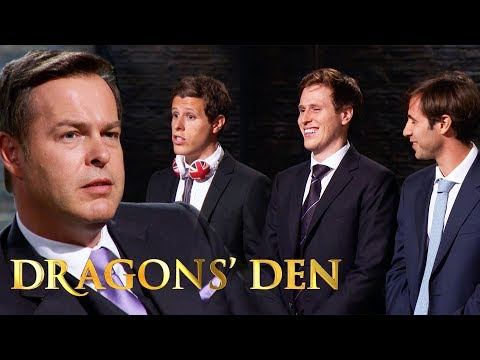 Three Dragons Fight Over One Business | Dragons' Den