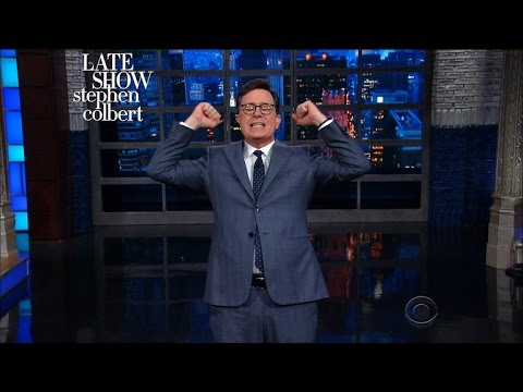 Stephen Colbert drags Republicans for prematurely celebrating the health care bill