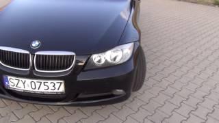 Zadbane BMW E90 320d sprawdzamy oglądamy