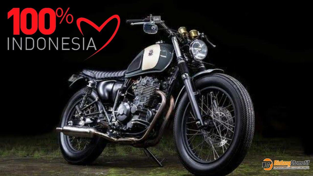 Motor Asli Buatan Indonesia | Dikira Motor Buatan Asing ⁉️