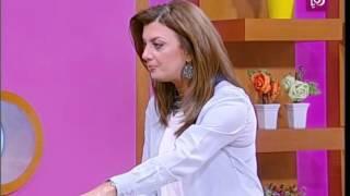 رزان شويحات تتحدث عن أهمية الغذاء لشعر صحي
