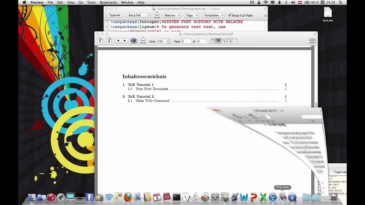 thesis 2 tutorial videos