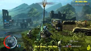 "Middle Earth Shadow of Mordor: ""The White Rider"" Trophy/Achievement - HTG"