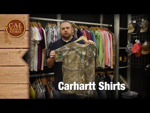Carhartt Force Shirts