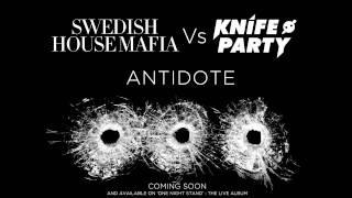 swedish house mafia vs knife party antidote pete tong exclusive
